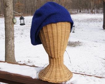 Scots Bonnet-Outlander style  Wool  J 1050