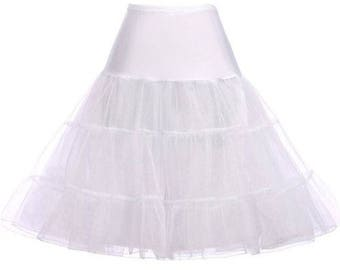 Underskirt 50s Swing wedding Petticoat