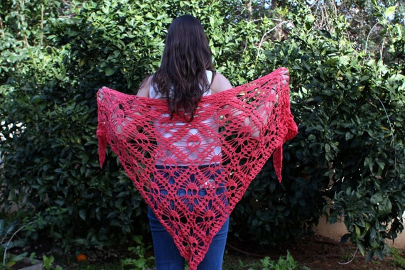 Skull Shawl Pattern Skull Shawl Crochet Skull Shawl Lost Souls