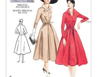 By Vogue V2401 retro vintage sewing pattern