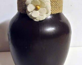 Brown Vase 2
