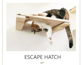 The Cat Mod - Escape Hatch - Free US Shipping*