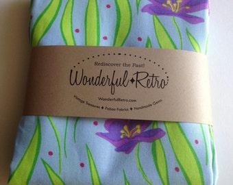 1yd Fleurish Pattern by Valori Wells screen printed by Free Spirit