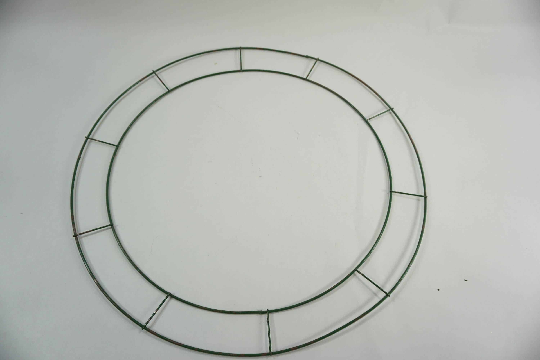 Round Metal WREATH RING Wreath Form 20.25 Metal Frame