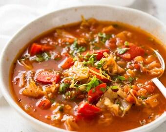 Bouquet Garnis Herb Mix, Soup Mix, Soup Seasonings, Soup Herbs, Soup Spices, Herbs and Spices. Soup Herbs