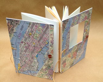 Personalized New York City Travel Journal