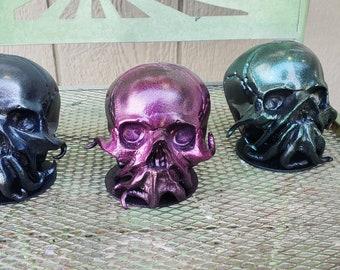 Skull cthulhu(octoskull)