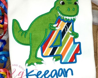 Dinosaur Birthday, Dinosaur Birthday Shirt, T-Rex Birthday Party, Dinosaur Birthday Party,  Dinosaur Baby, Dinosaur Shirt, T-Rex Birthday