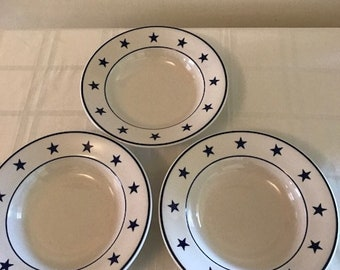 Soup bowls, serving bowls, STARS Collectibles, Dishes