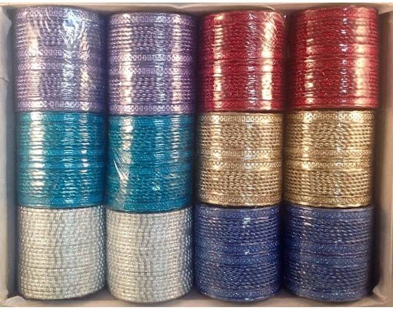 ISHQ 288 piece indian bangles box set