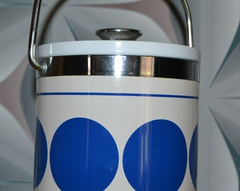 Vintage Ice Cooler 70s
