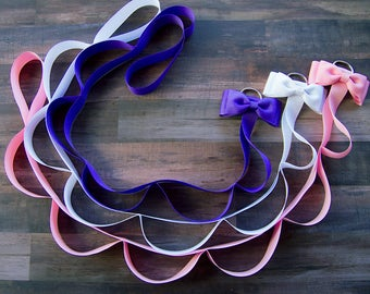Headband Holder,  Choose your Color, Headband organizer,