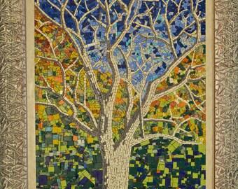 Mosaic, mosaic wall art, mosaic art, mosaic handmade, mosaic tiles,mosaic marble ,mosaic decor,mosaic gifts ,modern art