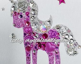 Kids Craft Ideas, Kids Craft Projects, Unicorn Craft for Kids, Craft Ideas, Kids Gift Ideas, Unicorn Craft Kit, Kids DIY Gift, Unicorn Art