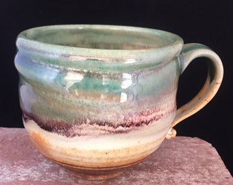 Handmade Mug, 058,Free Shipping