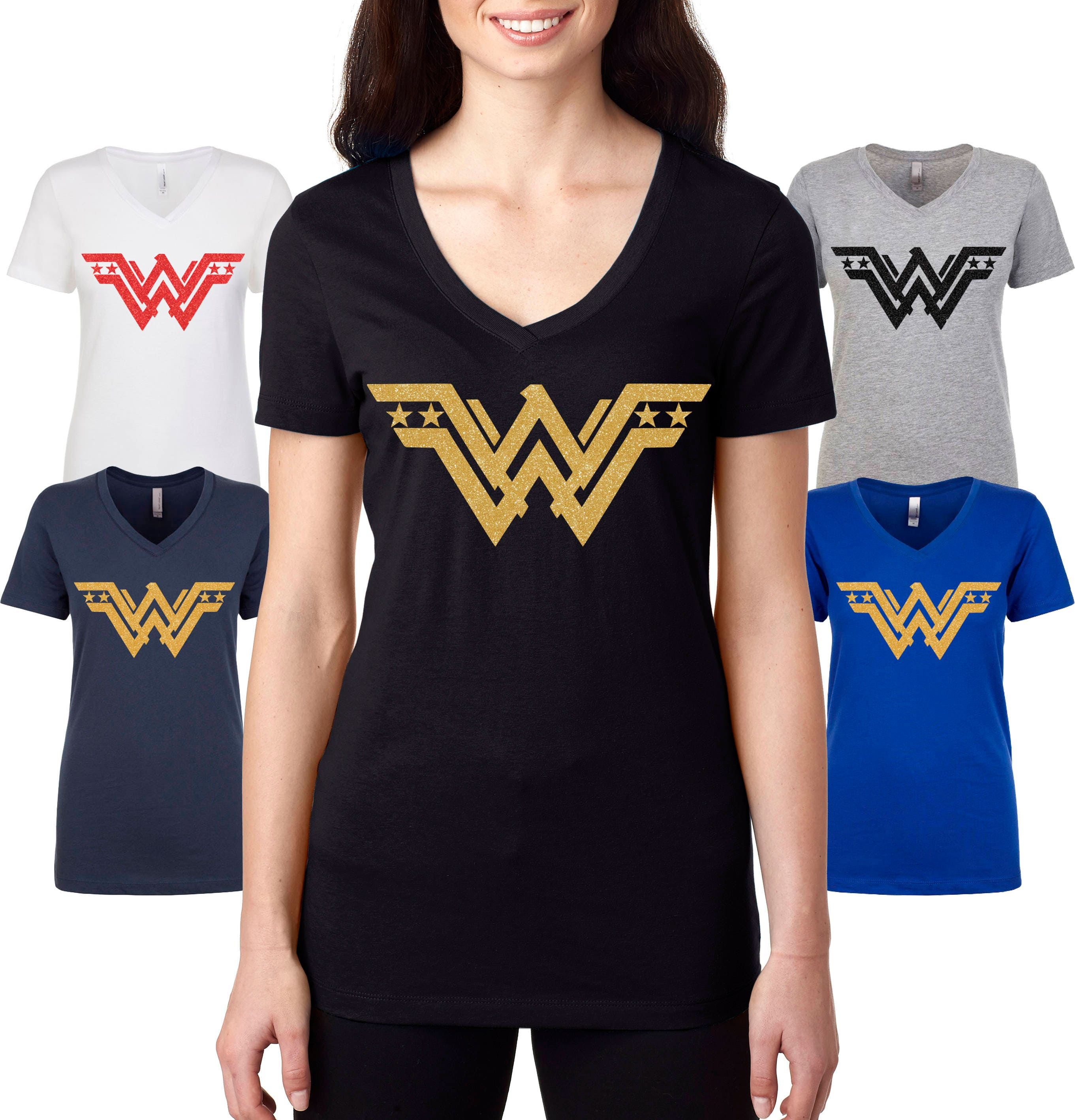 Superhero Womens T Shirts
