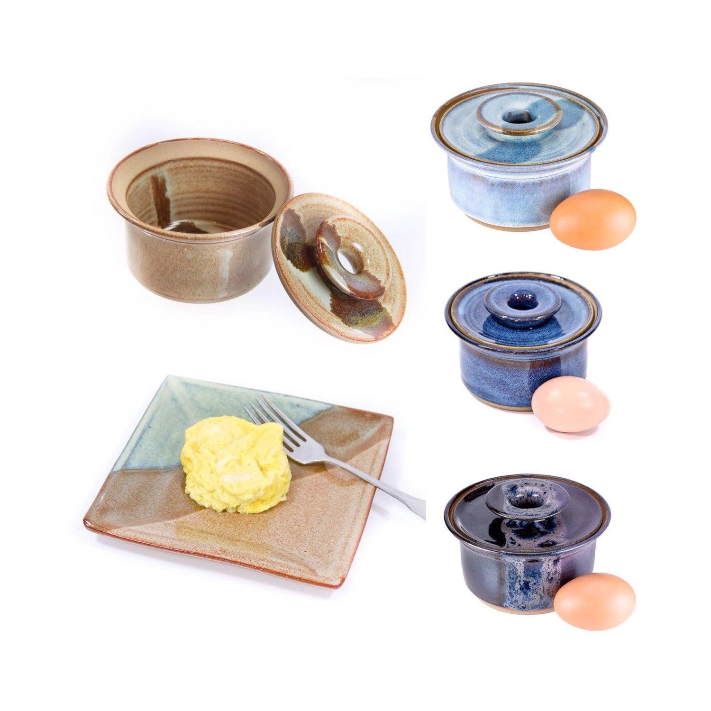 Microwave Egg Cooker Ceramic Egg Cooker Pottery Microwave
