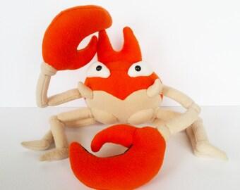 Pokemon Plush - Krabby