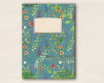 Booklet Flower Meadow