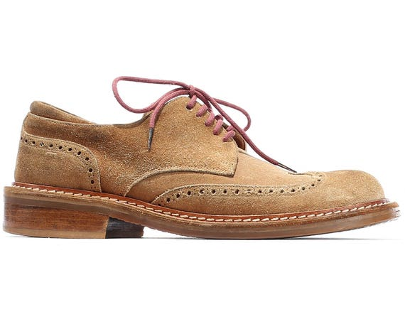 722b6f2e7a407 Us Uk Women's Oxford In Italy women Derby Lace Brogue 7 Fit ...