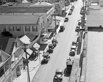 "1938 Duval Street, Key West, Florida Vintage Photograph 13"" x 19"" Reprint"