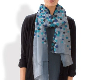Cashmere Modal Scarf - LUCKY & BLESSED IV by VIDA VIDA y8a6mcwt