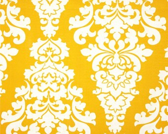 Premier Prints Fabric | Berlin Fabric | Designer Fabric | Outdoor Fabric | Upholstery Fabric | Premier yellow fabric | Fabric by the yard