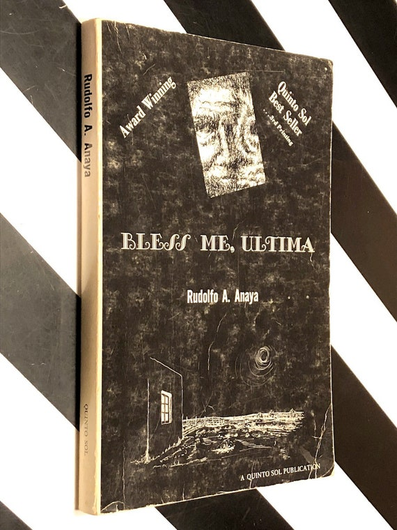 Bless Me Ultima by Rudolfo A. Anaya (1972) trade paperback book