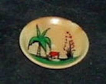 Miniature CERAMIC PLATE