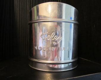 Vintage Foley Sifter