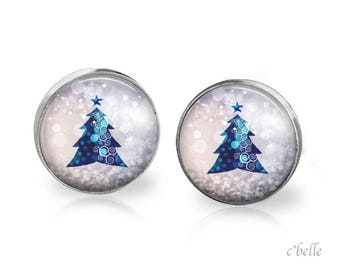 Christmas Earrings Winter-38