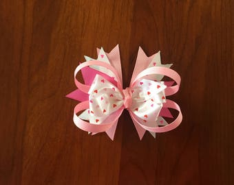 Pink Valentine Boutique Bow