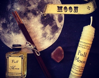 Full Moon Magic spell kit