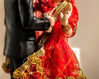 Customized Indian Cake Toppers