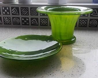 Peridot green set