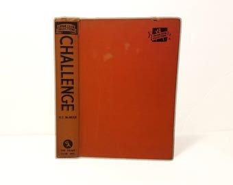 Hollow Book Safe Challenge Cloth Bound vintage Secret Compartment Security hiding place
