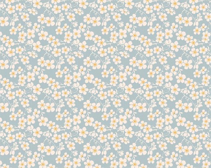 TILDA - Bumblebee Cherry Blossom Blue 481306
