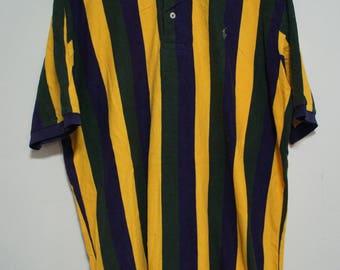 Vintage Polo Ralph Lauren polo shirt size. L