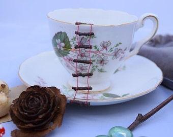 Miniature / fairy teacup garden kit