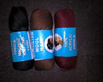 brasilian wool