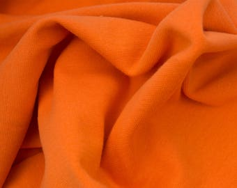 Cuff orange, 0,27 yards per piece