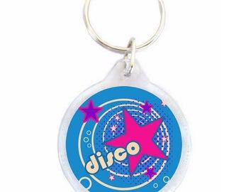 Disco Keychain - Keychain