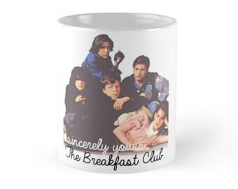 The Breakfast Club - Vintage Mug