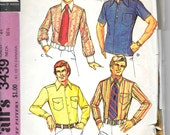 McCALL'S 3439 Chest 4...
