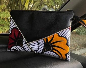 WAX FLOWERS pouch