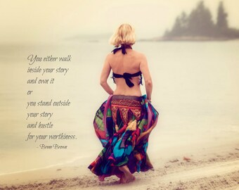 Belly Dancer Photography, Inspirational Print Typography, Dance Photography, Feminine Photography, Gypsy Photography