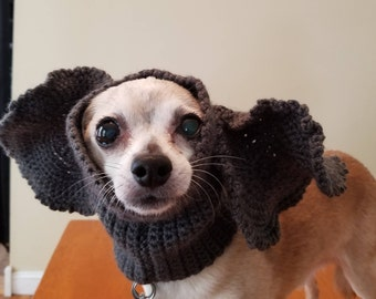 Elephant Dog Snood