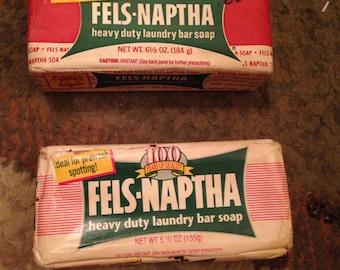 Bars of laundry soap   vintage, VHTF