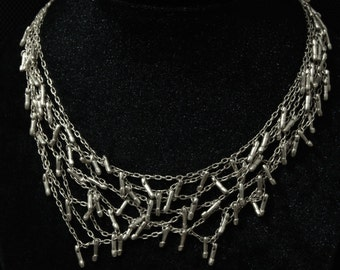 Silver sterling necklace 925 gr