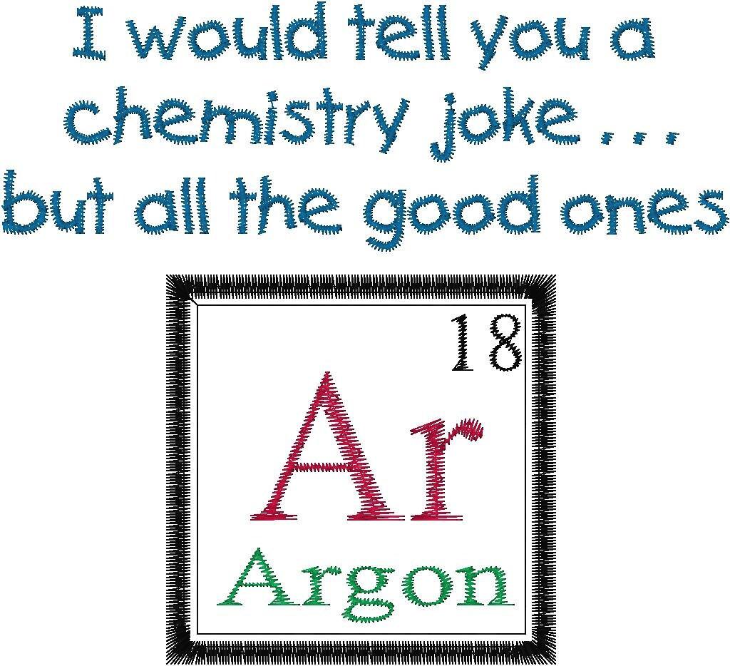 Periodic table joke design argon zoom urtaz Choice Image